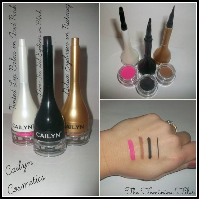 cailyn cosmetics Collage