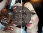 Fall Makeup & Mani Monday