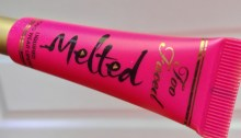 Too Faced Melted Candy Lipstick Review