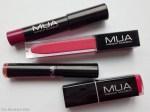 CVS MUA Lip Products Review