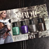 Mini Mani: OPI Little Northies Collection