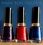 Revlon Boho Chic Nail Polish Collection