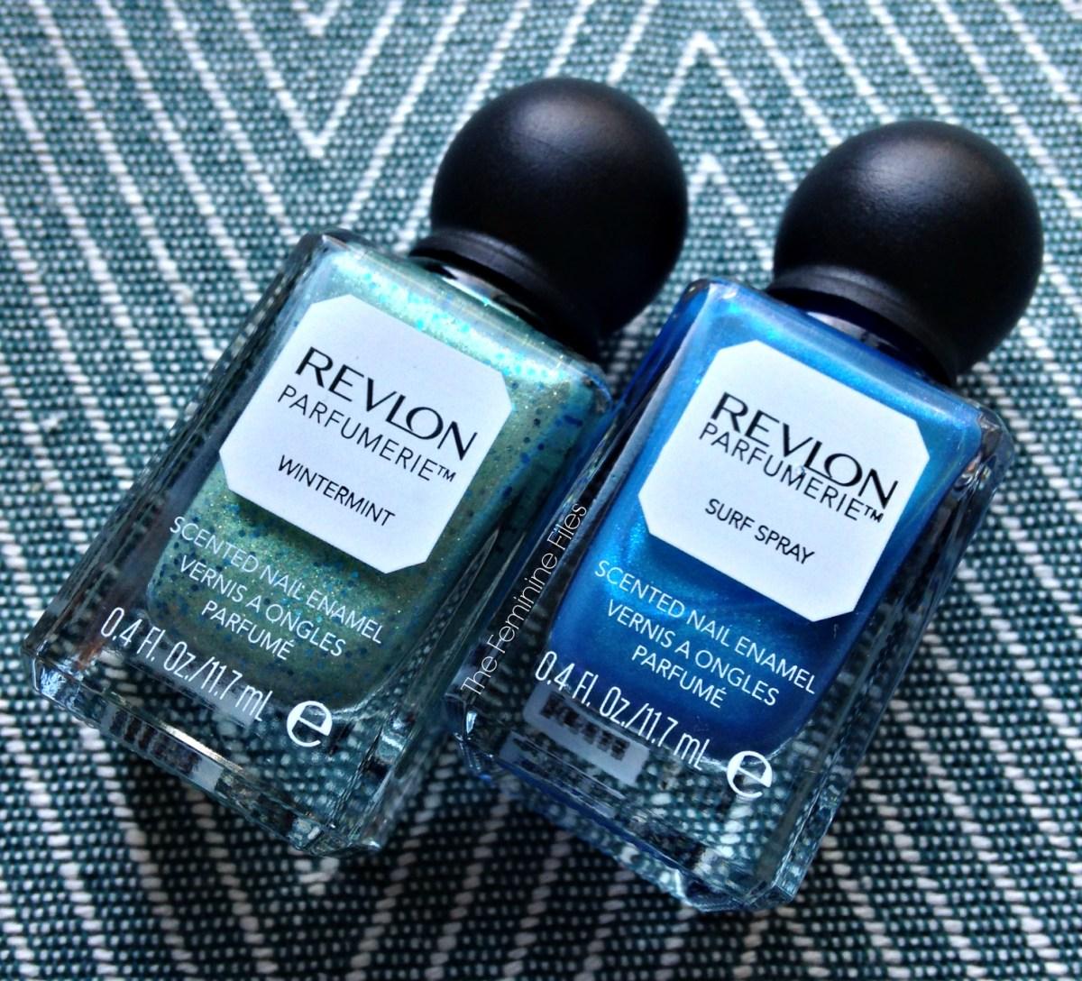 Revlon Parfumerie Nail Polish Swatches