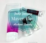 Julep January Maven Box Modern Beauty