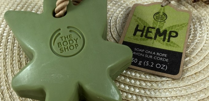 The Body Shop Hemp Soap on a Rope Review