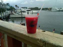 Small Of Rum Runner Drink