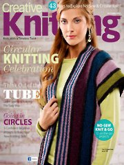 Creative Knitting Autumn 2013