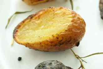 Herbed Grilled Potatoes – The Fitchen