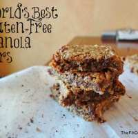 World&#039;s Best Gluten-Free Granola Bars
