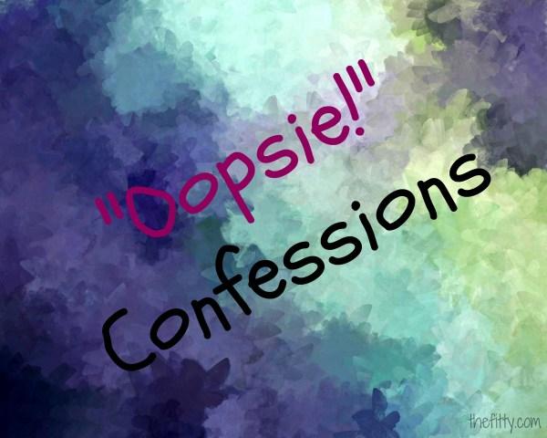 Oopsie Confessions