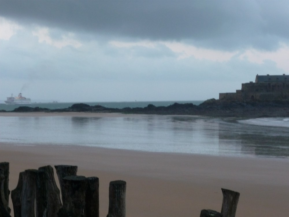 April revisted - St Malo (1/5)