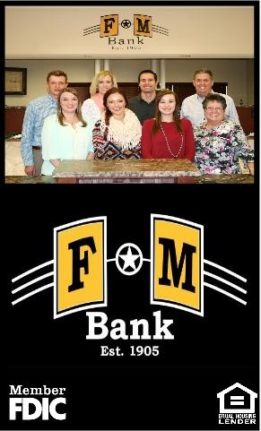 F&M Bank box