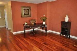 Brazilian Cherry hardwood flooring Los Angeles CA