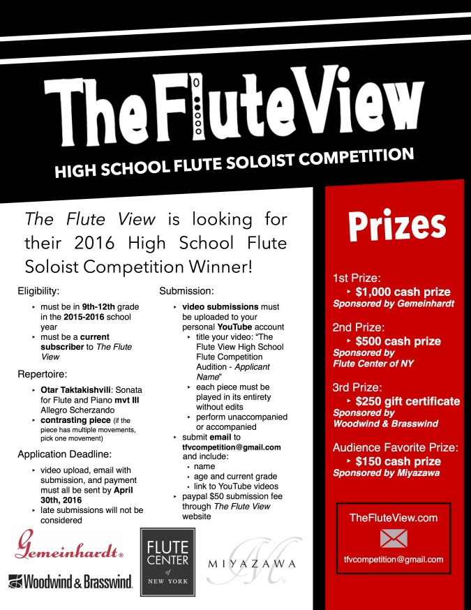 TFV High School Competition