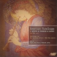 Jan Vinci American FluteScape Album Review