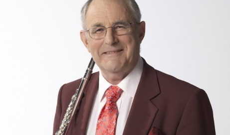 A History of the Flute by Trevor Wye