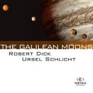 Robert Dick The Galilean Moons Album Review