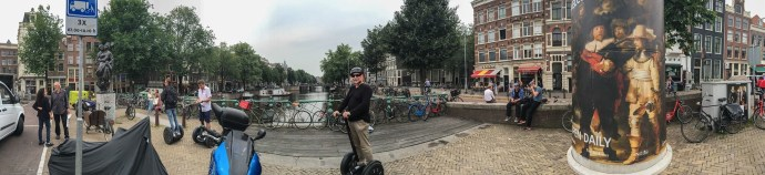 Segway Tour Amsterdam