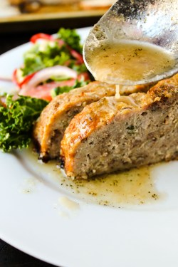 Small Of What To Serve With Meatloaf