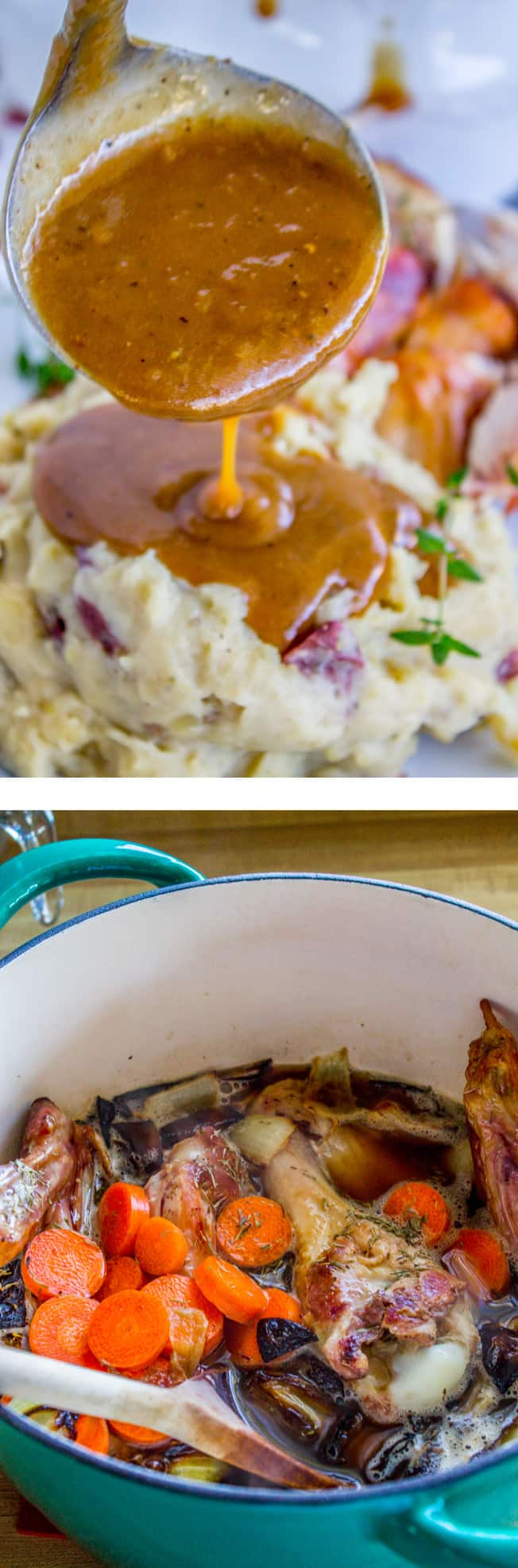 Large Of How To Make Gravy Without Drippings