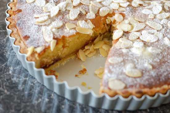 Bakewell Tart recipe photo
