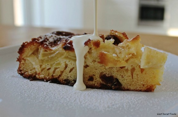 Tuscan Apple Cake recipe photo