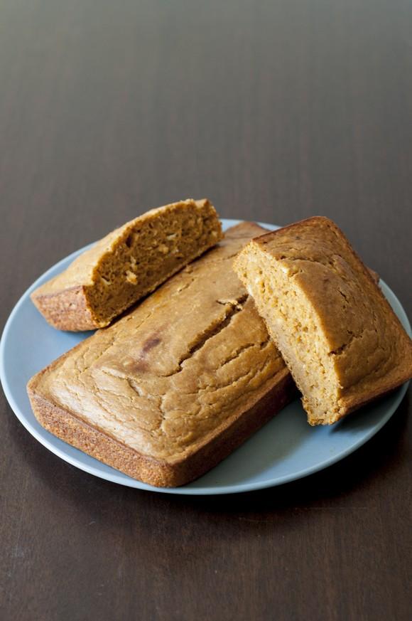 Pumpkin Cream Cheese Bread recipe photo