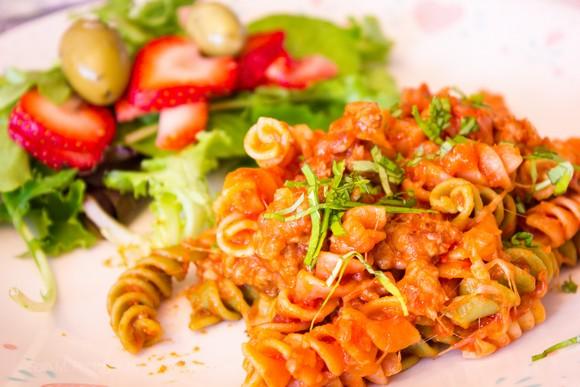 Easy Pasta recipe picture