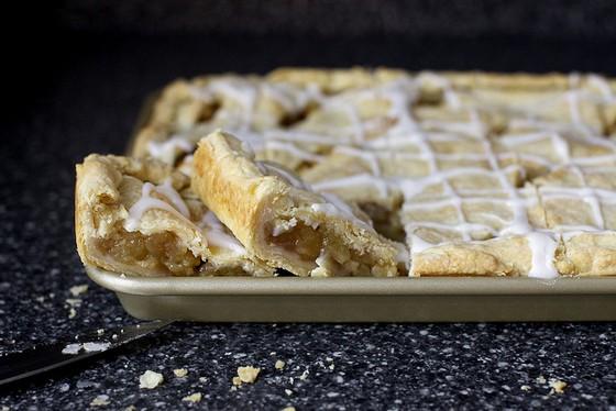 Apple Slab Pie recipe photo