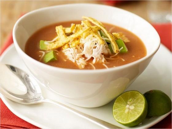 Chicken Tortilla Soup recipe photo