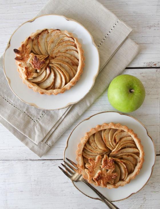 Mini Apple Tarts recipe photo