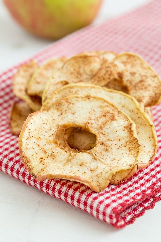 Soft & Chewy Spiced Apple Rings recipe photo