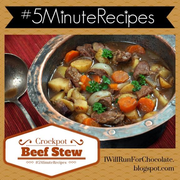 Gluten Free Crockpot Beef Stew recipe photo