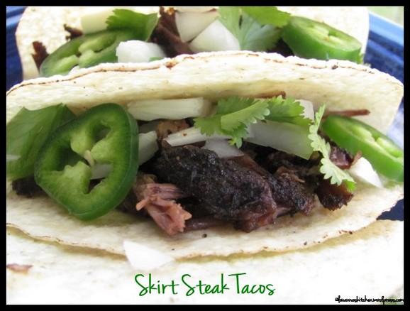 Slow-cooker Skirt Steak Tacos recipe photo