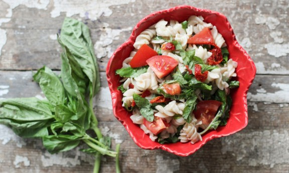 Healthy Italian Pasta Salad recipe