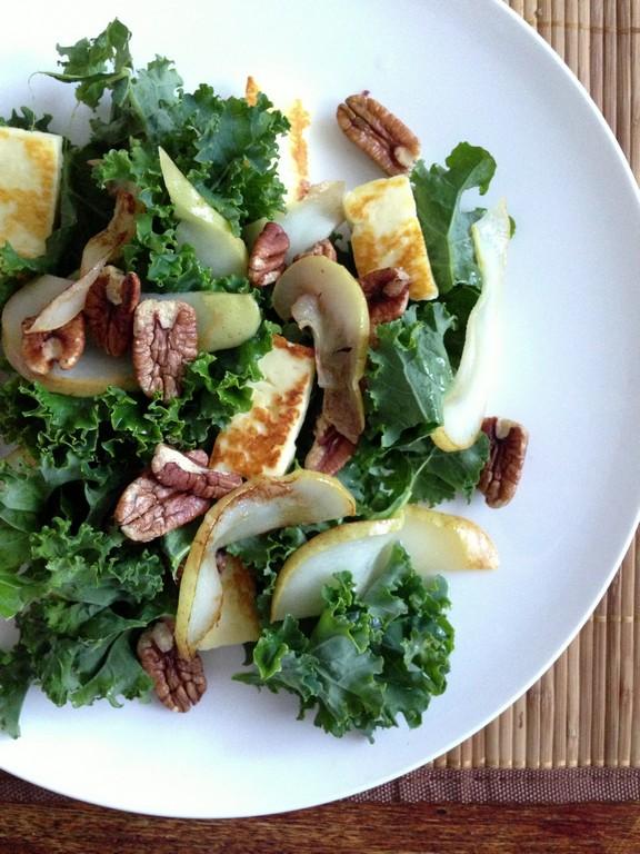 Warm Winter Salad recipe