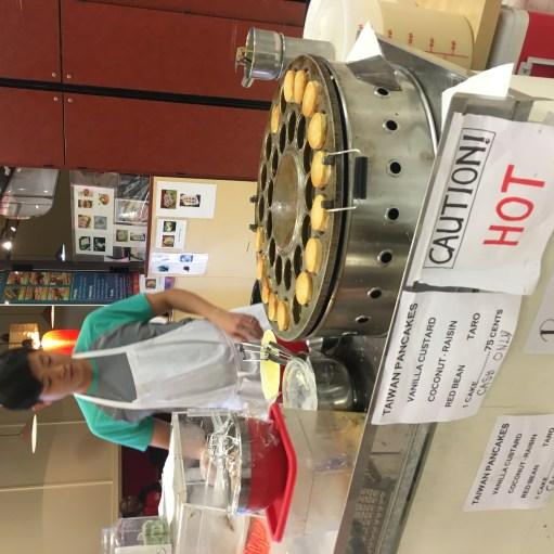 Taiwanese Pancake Stand