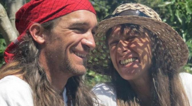 Mark and Nadia by Chela Burger