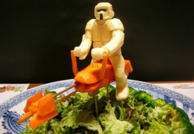 salad star wars