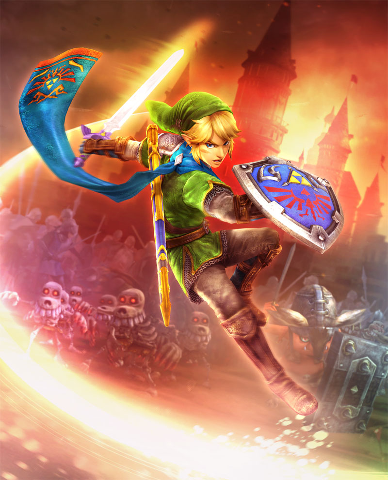 Hyrule Warriors Coming To Wii U On September 26 | The Free ...