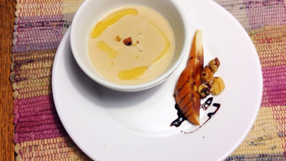 Cream of Walnut Soup