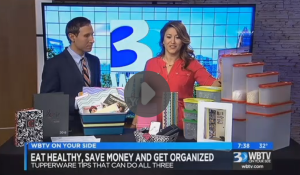 The Fresh Expert on WBTV Healthy Resolutions