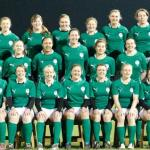 Women: Same again, again, for Ireland