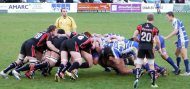Ravens: Ulster 49 Bridgend 19