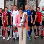 PRO12: 2013 – 2014 RaboDirect PRO12 Launch in Belfast