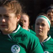Ireland captain Fiona Coghlan to pick up her 75th cap against Scotland.