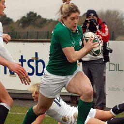 WRWC2014: Teams Up For Ireland v England Semi Final