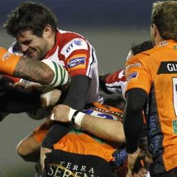 PRO12: Teams up for Treviso v Ulster