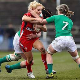 RBS Women 6N: Ireland keep Triple Crown in sight.