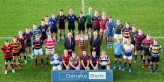 Captains at Cup Launch 2015